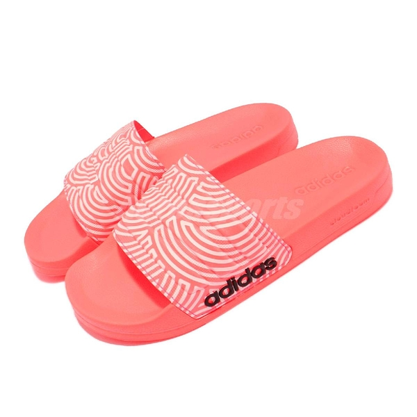 adidas X Takahashi Hiroko Adilette Shower 拖鞋 女鞋 【ACS】 FX1199
