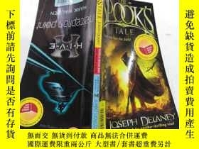 二手書博民逛書店The罕見Spooks tale:幽靈的故事Y212829