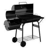 燒烤架 長青護外燒烤爐5人以上家用不銹鋼燒烤架bbq碳烤爐全套工具 igo 小宅女