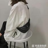 網紅小包包女新款潮斜背學生百搭ins時尚韓版洋氣胸包腰包女  快意購物網