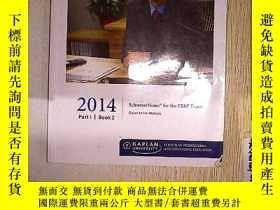 二手書博民逛書店FRM罕見PART 1 2014 BOOK 2 (19)Y203