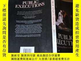 二手書博民逛書店public罕見executions:from ancient
