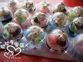 娃娃屋樂園~大扭蛋新郎新娘全新扭蛋創意喜糖轉蛋食玩100顆 每組5000元/婚禮小物/送客禮