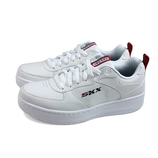 SKECHERS SKX 休閒運動鞋 男鞋 白色 237188WNVR no223