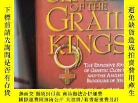 二手書博民逛書店英文原版:GENESIS罕見OF THE GRAIL KINGS