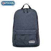 OUTDOOR - 極簡生活3.0-後背包-藍色丹寧 OD281100BLD