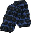 Nishikawa【日本代購】西川 羽絨 暖腿套 可水洗 白鴨絨70% MEME圖案-海軍藍