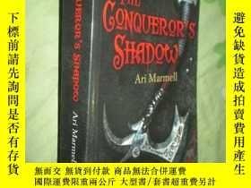 二手書博民逛書店The罕見Conqueror s Shadow5460 Ari