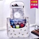 旅行化妝包小號便攜韓國簡約大容量多功能洗...