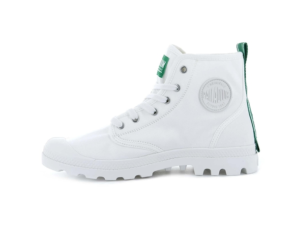 PALLADIUM PAMPA HI DARE SAFETY白青 軍靴 男女款 76746116【FEEL 9S】