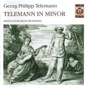 經典數位~俄羅斯室內管弦樂團 - 泰雷曼:小調樂曲 / P.I.O - Telemann In Minor