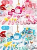 模擬小醫生玩具套裝箱打針護士男孩兒童過家家女孩寶寶 【原本良品】