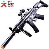 電動聲光玩具槍狙擊槍M4步槍兒童玩具手槍男孩道具槍音樂衝鋒槍