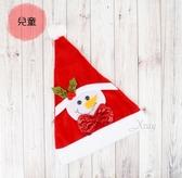 節慶王【X124401】兒童聖誕帽-雪人,聖誕節/髮夾/帽夾/飾品/聖誕樹/派對/化妝舞會/表演道具/髮圈