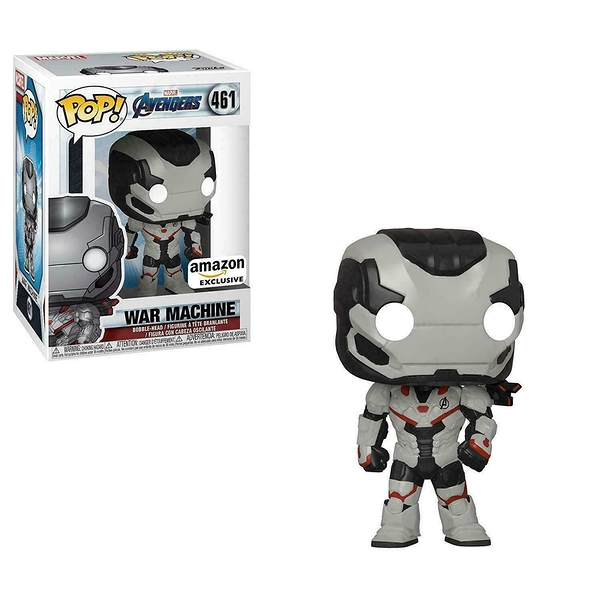 【 Funko 】  POP!系列 漫威 復仇者聯盟 終局之戰 - 機器戰士 限定    ╭★ JOYBUS玩具百貨