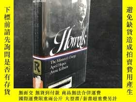 二手書博民逛書店1982年罕見William Dean Howells : No