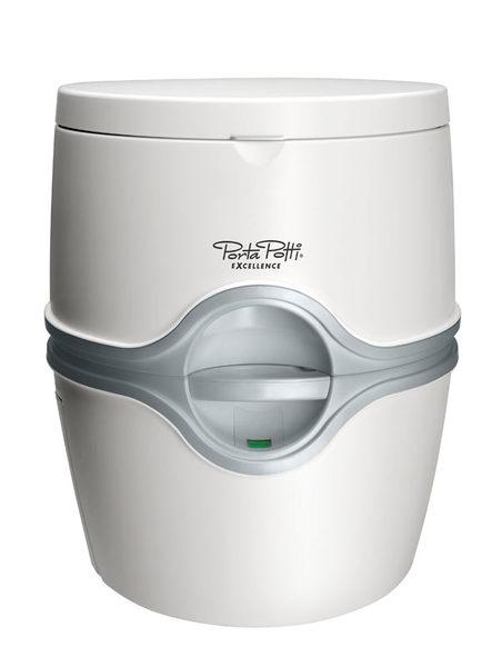 【Porta Potti】豪華型 - 可攜式電動沖水馬桶
