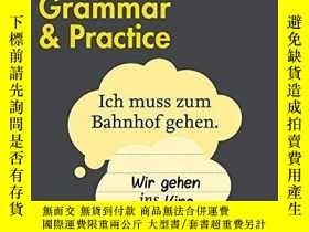 二手書博民逛書店Collins罕見Easy Learning German Grammar And PracticeY2555