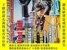 二手書博民逛書店Supply罕見Magazine 01 2010 Military Vehicle Preservation As