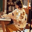 珊瑚絨睡衣女秋冬季加厚加絨法蘭絨女士套裝...