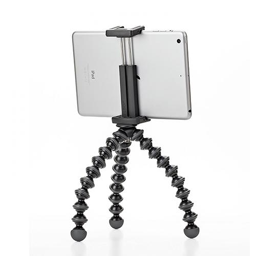 【震博】JOBY GripTight GorillaPodPod Stand for smaller tablets 金剛爪小型平板夾腳架(公司貨)JM6
