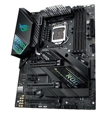 華碩 ROG STRIX Z490-F GAMING+ Intel I7-10700【刷卡分期價】
