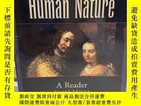二手書博民逛書店The罕見Study of Human Nature: A Reader. Second EditionY19