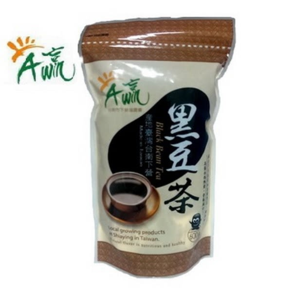 【下營區農會】A贏黑豆茶600g/包