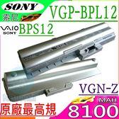 Sony電池(原廠最高規)-索尼 VGP-BPL12,VGP-BPS12,VGNZ73FB,VGNZ691Y/X,VGNZ698Y/X,VGNZ699JAB,VGNZ690PFB