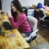 坐墊 冬季椅墊坐墊靠墊一體學生宿舍座椅子靠背辦公室久坐女生墊子毛絨 HD