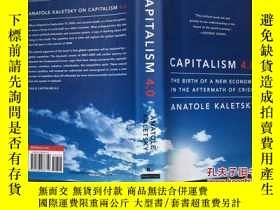 二手書博民逛書店Capitalism罕見4.0: The Birth of a