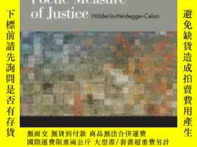 二手書博民逛書店Thinking罕見The Poetic Measure Of JusticeY364682 Charles