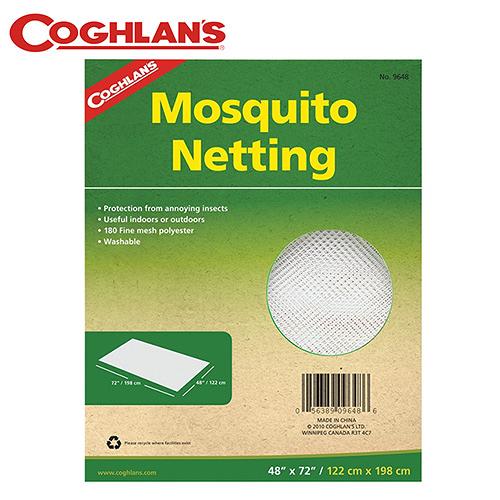 丹大戶外【Coghlans】加拿大 MOSQUITO NETTING 蚊帳網布 9648