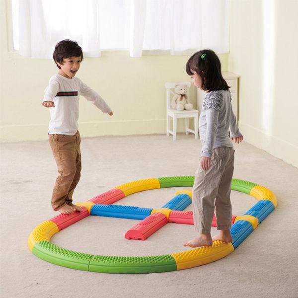 【台灣We Play】踩踏平衡觸覺板(變化組)