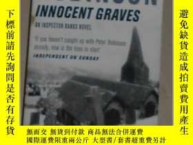 二手書博民逛書店英文原版罕見Innocent Graves [ Peter Ro