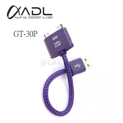 【勝豐群音響新竹】FURUTECH ADL GT-30P  i-device cable Doc to USB-A 傳輸線 0.10m