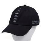 KAPPA義大利休閒慢跑運動帽1個 限量款 黑 304V2B0005