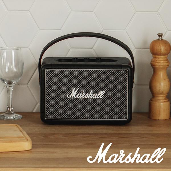 復刻經典 藍牙喇叭 可攜式 喇叭 音響【Z0109】Marshall Kilburn II藍芽喇叭 完美主義ac