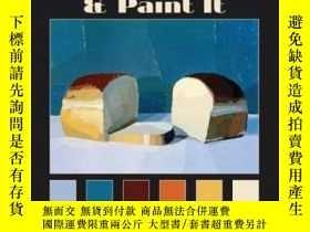 二手書博民逛書店How罕見to See Color and Paint It28