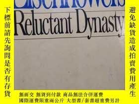 二手書博民逛書店1978年-The罕見Eisenhowers Reluctant