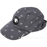 KENZO Eye Cap 眼睛圖騰設計棒球帽(灰色) 1620697-06