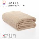 日本桃雪今治超長棉浴巾(咖啡色) 鈴木太太