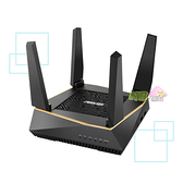 【活動下殺5/17-5/19】ASUS 華碩 RT-AX92U AX6100 三頻 WiFi 網狀網路 系統 分享器