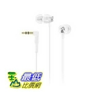 [104美國直購] Sennheiser 耳機 B00NQ17ZZI CX 3.00 White In-Ear Canal Headphone