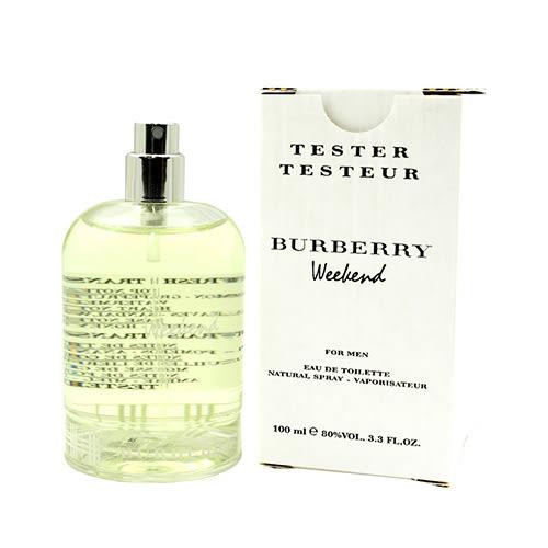 BURBERRY Weekend 週末男性淡香水 100ml tester(無蓋)【5295 我愛購物】
