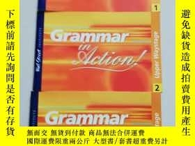 二手書博民逛書店Grammar罕見in action : upper wayst