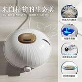 家用迷你靜音辦公室香薰機創意圓形加濕器      SQ4165『樂愛居家館』