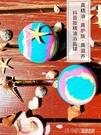 泡澡球日本抖音星空浴鹽球泡澡氣泡彈彩虹雲朵精油泡泡浴沐浴球 檸檬衣舎