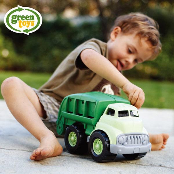 【美國Green Toys】大鋼牙資源回收車