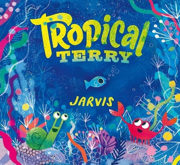 【麥克書店】TROPICAL TERRY /英文繪本《主題:自我認同》